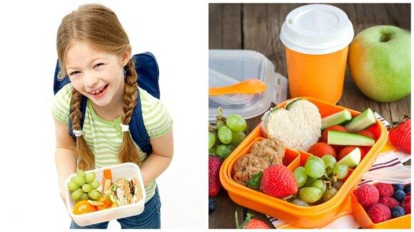 Vaida Kurpienė pataria, ką vaikams įdėti į priešpiečių dėžutę: receptai, kurie patenkins net išrankiausius