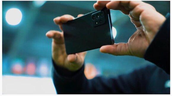 """""""Samsung Galaxy A"""" serijos apžvalga"""