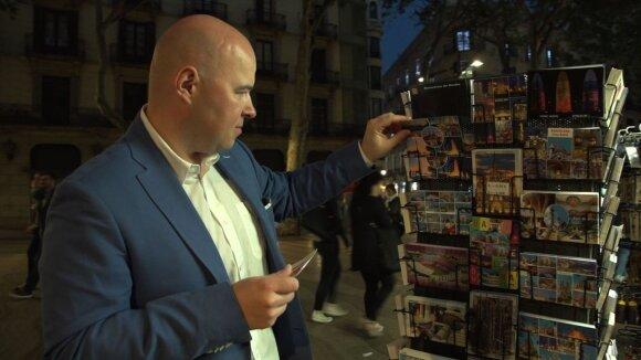 Lietuvis Barselonoje