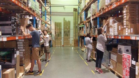 Įmonės patirtis, kaip jaunimą paskatinti dirbti ir gyventi Lietuvoje