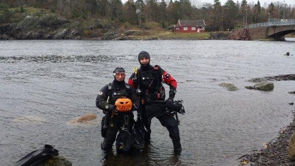 lietuvių narų nuotykiai Norvegijoje