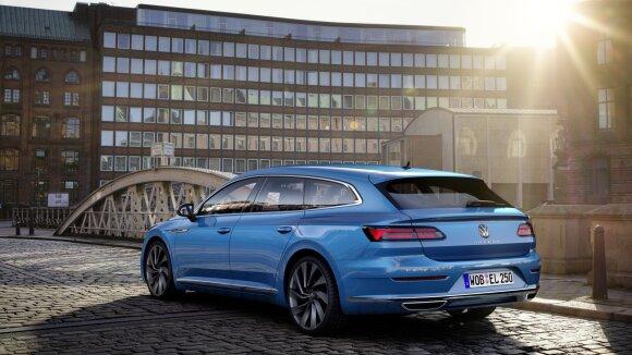 """""""Volkswagen Arteon Shooting Break"""""""