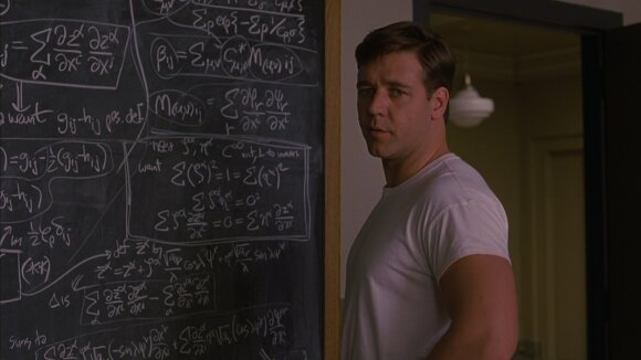 Genialus matematikas ir tamsioji jo talento pusė