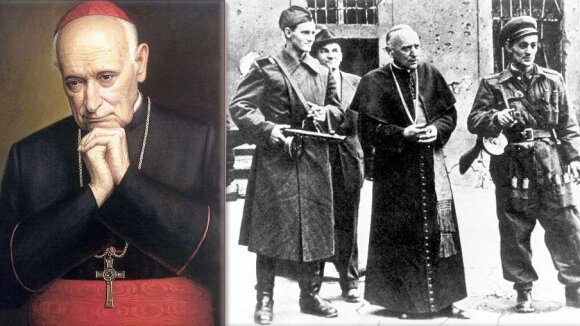 Kardinolas Jozsef Mindszenty
