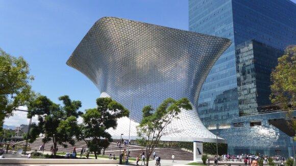 """""""Soumaya"""" muziejus Meksike"""