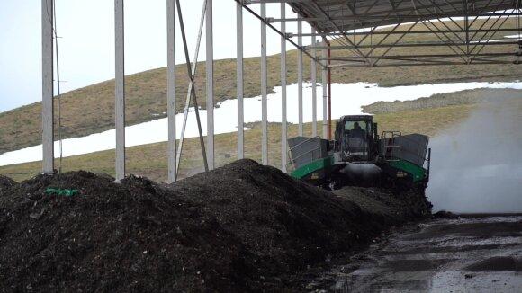 Kompostavimo procesas