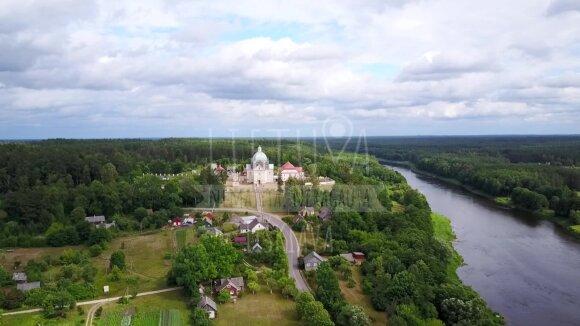 Vienintelė tokia Lietuvoje: bažnyčios rūsyje laukia šiurpi akistata su mirtimi
