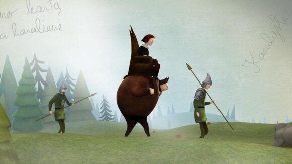 Animatorius A.Skučas savo vaikams nedraudžia žiūrėti holivudinių filmų