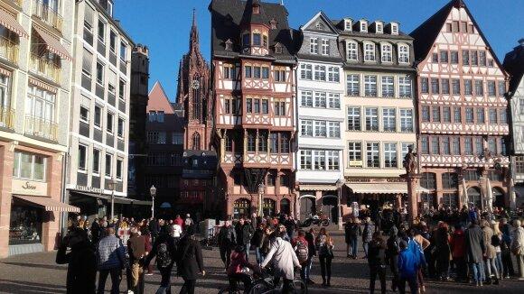 Pramogos Vokietijoje pigesnės nei Lietuvoje: akys raibo nuo pasiūlymų