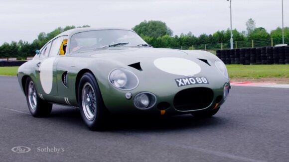 Aston Martin DP215 Grand Touring Works