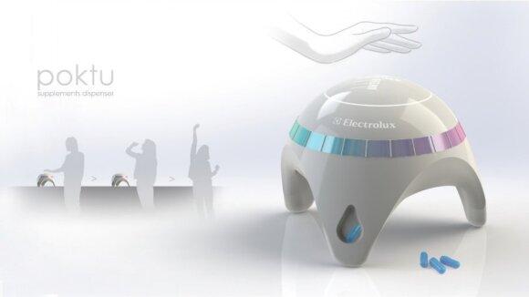 Dviejų lietuvių koncepciniai prietaisai – tarp 100 geriausiųjų tarptautinio dizaino konkurse