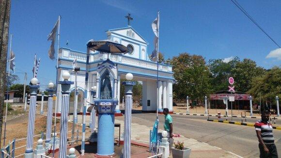 Šri Lankos sala