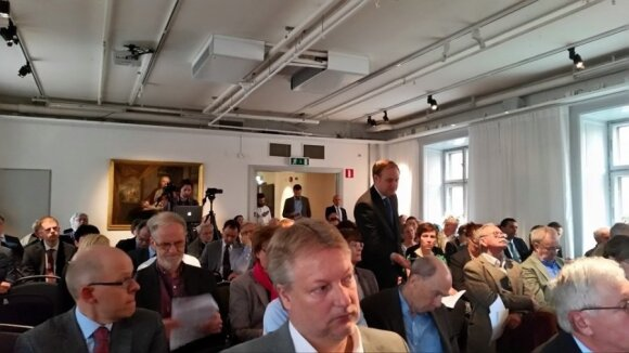 Stockholm seminar discusses information challenges in Eastern Europe