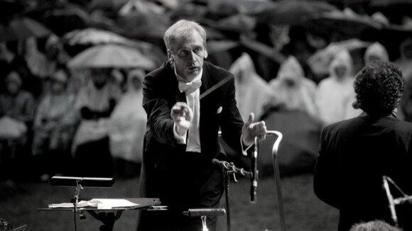 Maestro Gintaras Rinkevičius, Lietuvos Valstybinis simfoninis orkestras.