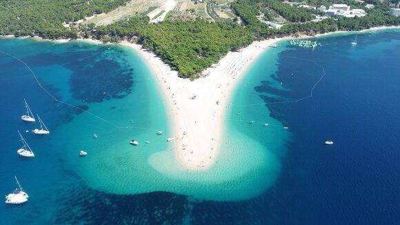 Tokios Kroatijos dar nematėte: apie saugumą šalies kurortuose – iš pirmų lūpų