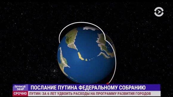 Plojimais palydėti branduoliniai Putino grasinimai: tarp eilučių – daug nutylėtų faktų