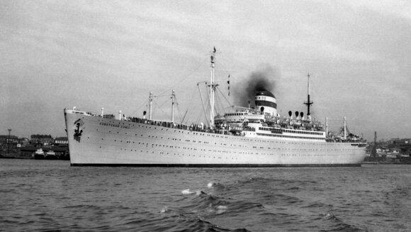 """Kruizinis laivas """"Sovietų Sąjunga"""""""