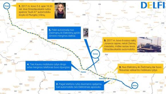 Еще один день ожиданий: что известно об исчезновении Евы Страздаускайте?