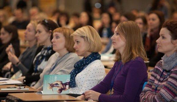 """Konferencijoje """"Atsakinga tėvystė"""" laukiami ne tik tėčiai ir mamos"""