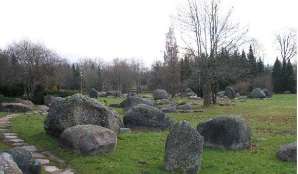 Mosėdžio akmenų muziejus/ Muziejaus nuotr.