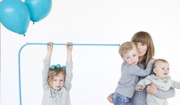 Drabužius kurianti 3 vaikų mama: ką būtina turėti šį sezoną spintoje