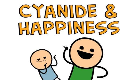 Cyanide & Happiness /Foto: Explosm.net nuotr.