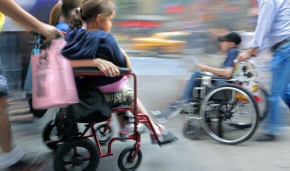 Su neįgaliais vaikais dirbanti mokytoja apie tai, kas jų laukia baigus mokyklą