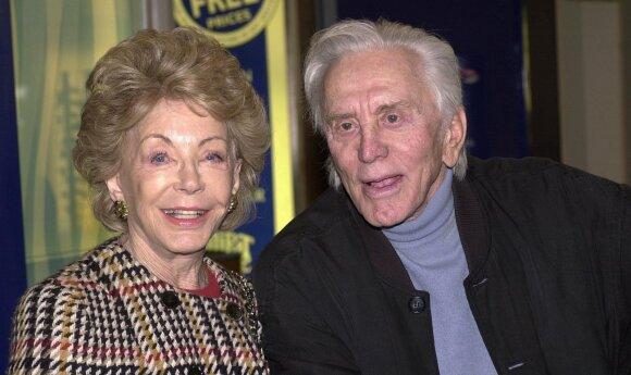 Kirkas ir Anne Douglasai