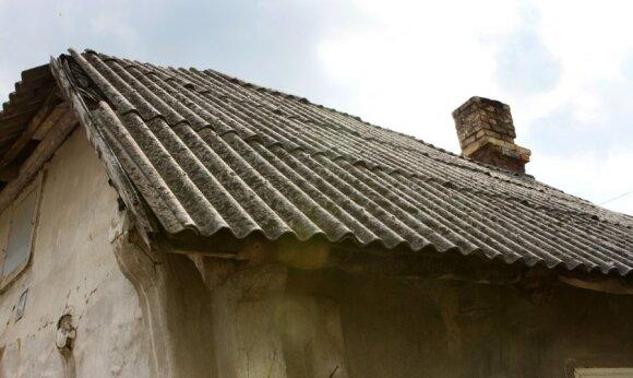 Senas stogas