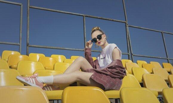 Paula Valentaitė: pavasarį laukia pasikeitimai ne tik stiliuje, bet ir karjeroje