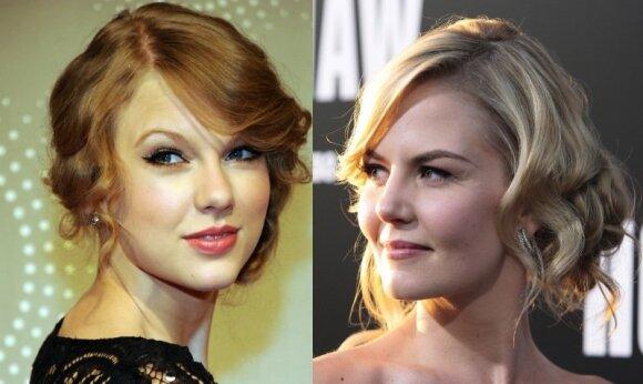 Taylor Swift, Jennifer Morrison