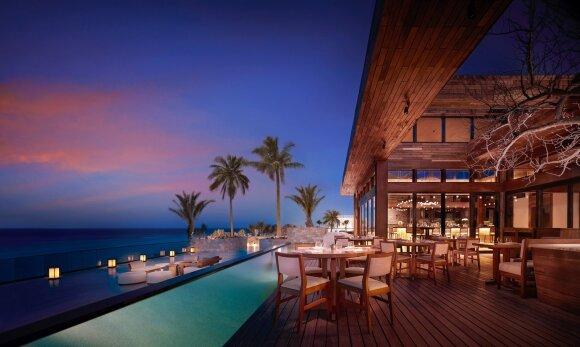 Naujos turizmo tendencijos: išmani patalynė, prabangūs viešbučiai su vištidėmis ir kanapių kokteiliai
