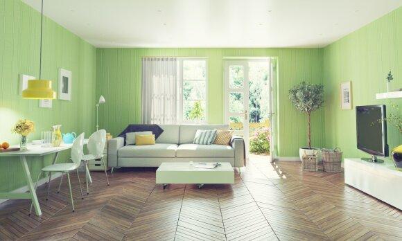 Neskubėkite perdažyti kambario: kokia spalva pagal Zodiako ženklą jums tinka labiausiai?