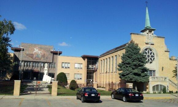 Lituanistikos tyrimų ir studijų centras Čikagoje