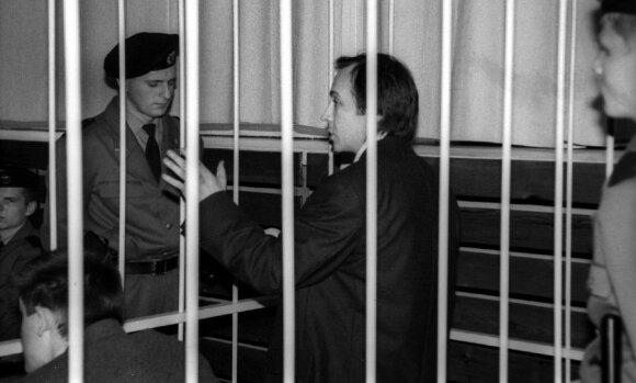 Legendomis apipinta paskutinė mirties bausmė Lietuvoje: Dekanidzei išgelbėti buvo mestos milžiniškos pastangos