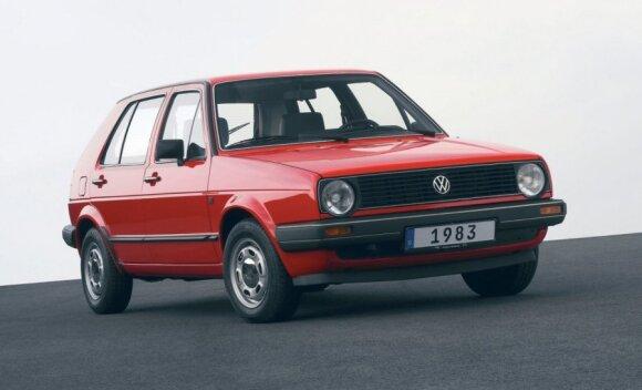 Volkswagen Golf (1983 m.)