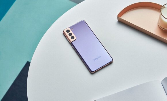 """""""Samsung"""" pristatė naujausią flagmanų """"Galaxy S21"""" seriją: kokios naujovės laukia gerbėjų?"""
