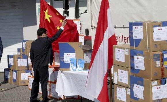 JAV ir Kinijos žodžių karas dėl koronaviruso – tik pradžia: pasirinkimų pasekmės bus skaudžios