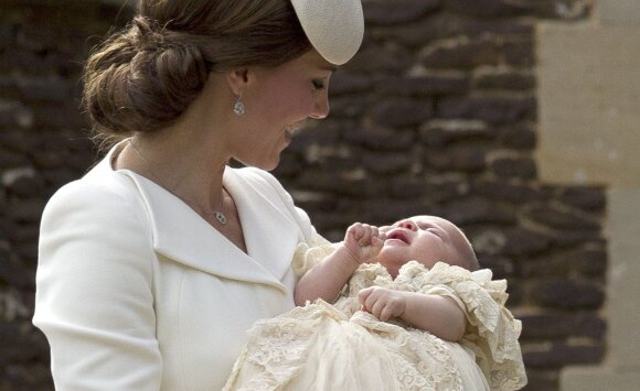 Princesė Charlotte švenčia 2 metų gimtadienį: įspūdingiausios nuotraukos