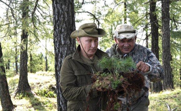 Milžiniškose Rusijos pratybose – dar neregėti skaičiai ir naujas scenarijus: tikslai gali būti keli