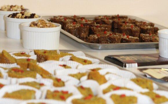 Sveikatai palankūs desertai