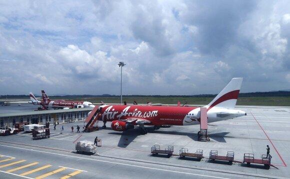 Oro uostas Azijoje