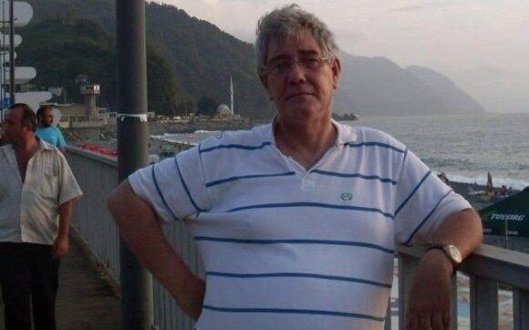 Portugalijos žvalgybininkas Frederico Carvalhao