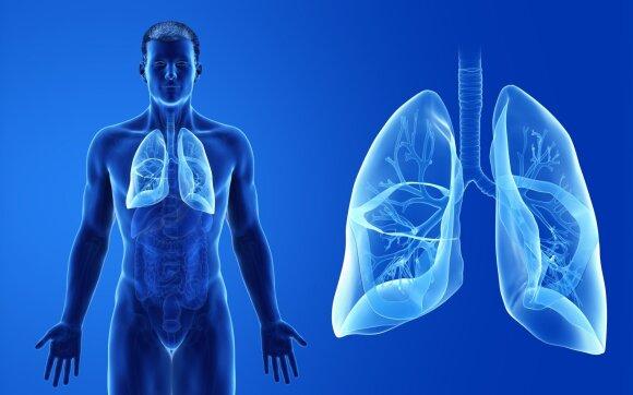 Plaučių ligos