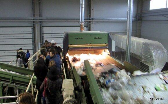 Atliekų tvarkymas Alytuje