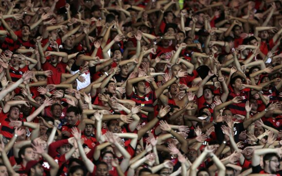 """Flamengo"" futbolo klubo aistruoliai"