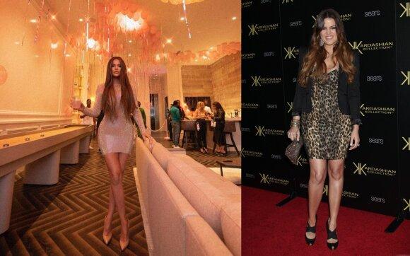 Khloe Kardashian/ Foto: instagram to Vida Press