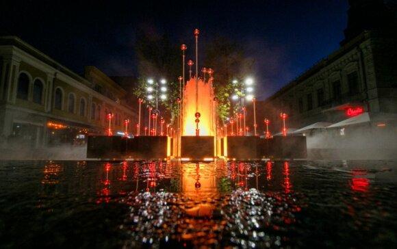 Prepare for next summer: splashing in Kaunas