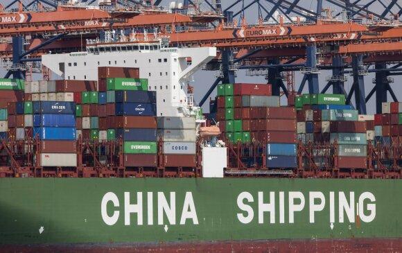 Uostas Kinijoje