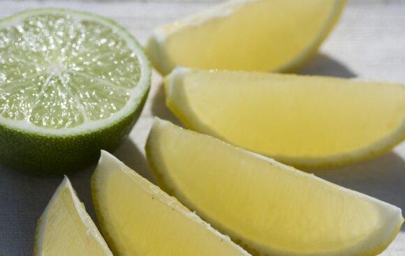 citrina, laimas